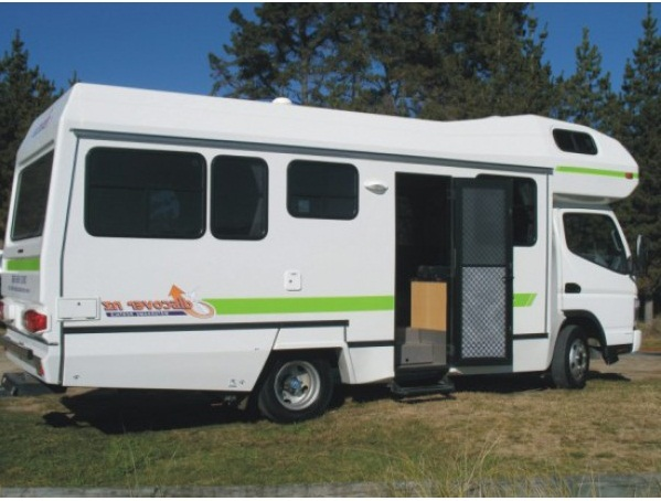 Motorhome Rentals In New Zealand