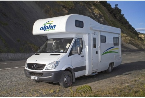 Motorhome Rentals In NZ