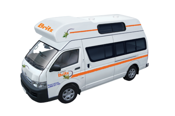 Campervan Rentals New Zealand